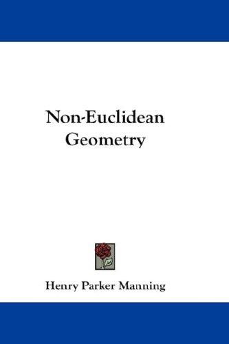 Download Non-Euclidean Geometry