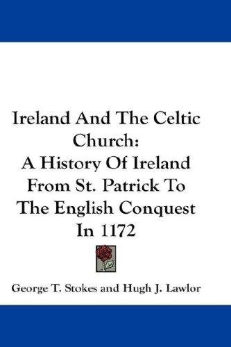 Download Ireland And The Celtic Church