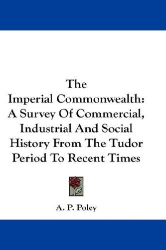 The Imperial Commonwealth