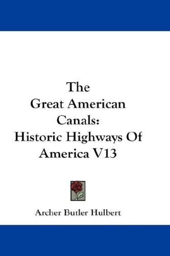 Download The Great American Canals