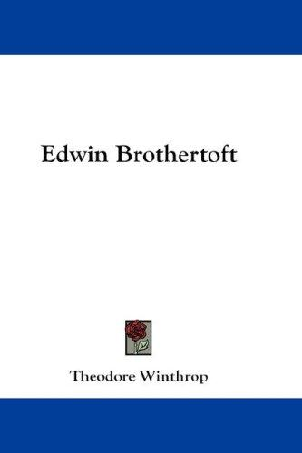 Edwin Brothertoft