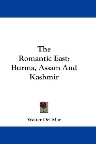 The Romantic East