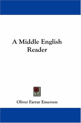 A Middle English Reader
