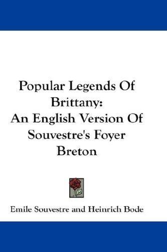 Download Popular Legends Of Brittany