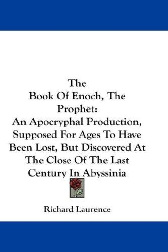 Download The Book Of Enoch, The Prophet
