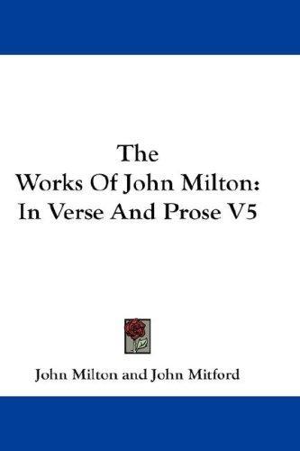The Works Of John Milton