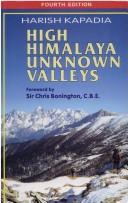 Download High Himalaya Unknown Valleys