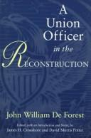 Download A Union officer in the Reconstruction