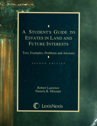 Download A student's guide to estates in land and future interests