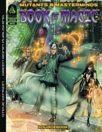 Book Of Magic by Joseph Carriker, Steve Kenson