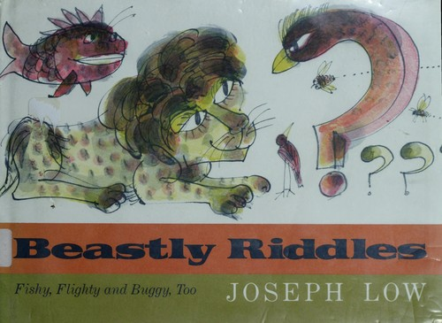 Beastly Riddles