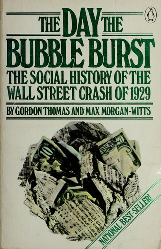 The day the bubble burst