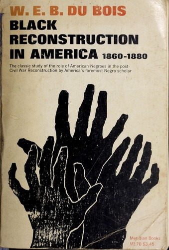 Download Black reconstruction in America