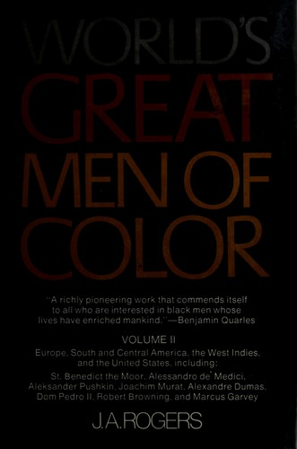 Download World's great men of color.