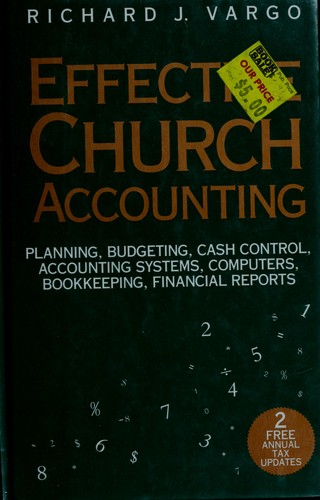Effective Church Accounting