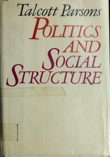 Download Politics and social structure.