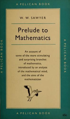 Download Prelude to mathematics.