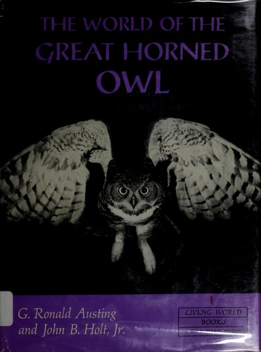 The world of the great horned owl