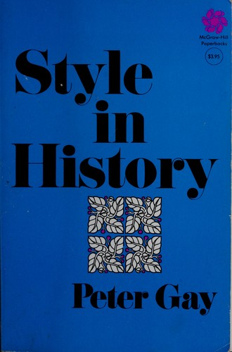 Style in history