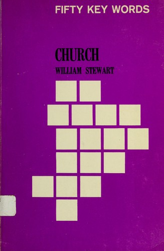 50 key words: the church.