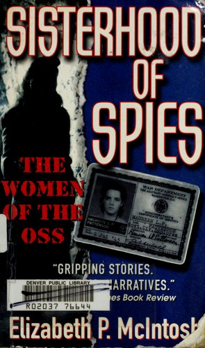 Download Sisterhood of spies