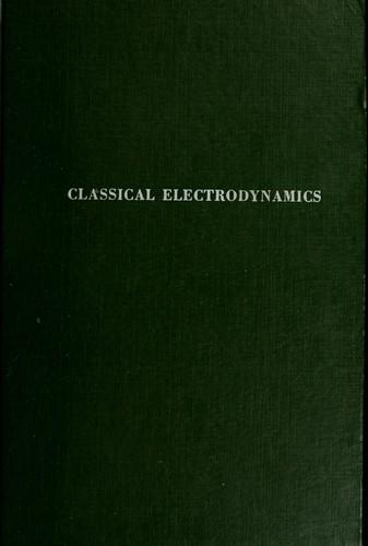 Download Classical electrodynamics.