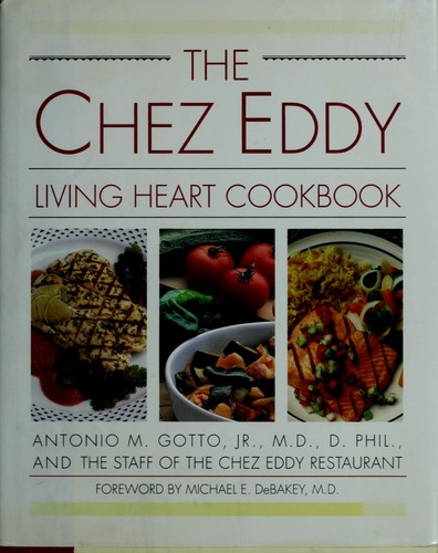 Download The Chez Eddy living heart cookbook