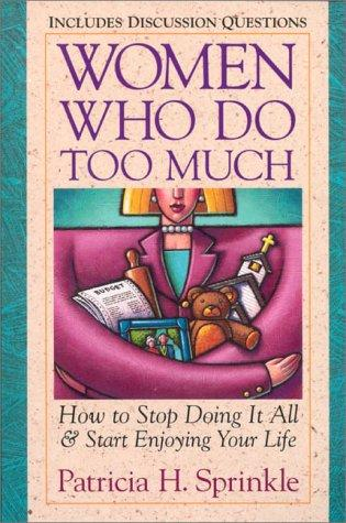 Download Women who do too much