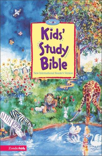 Download NIrV Kids' Study Bible, Revised