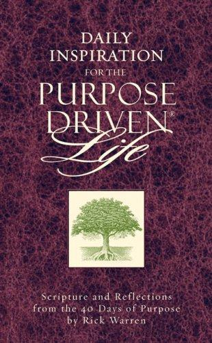 Download Daily Inspiration for the Purpose Driven® Life