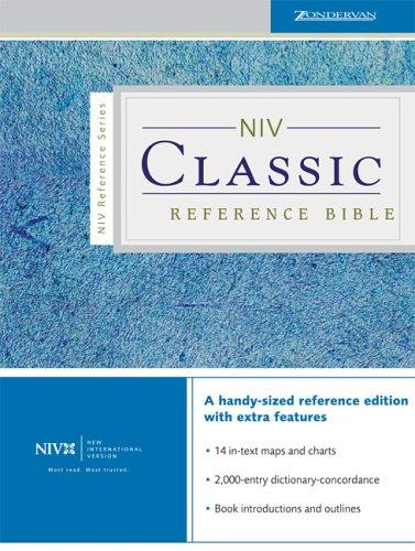 Download NIV Classic Reference Bible