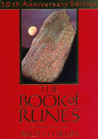 Image for The Book of Runes: A Handbook for the Use of an Ancient Oracle: The Viking Runes with Stones: 10th Anniversary Edition