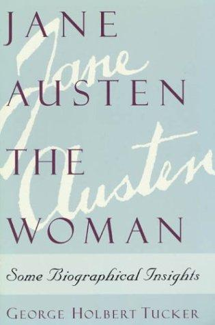 Download Jane Austen the woman