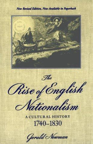 Download The Rise of English Nationalism