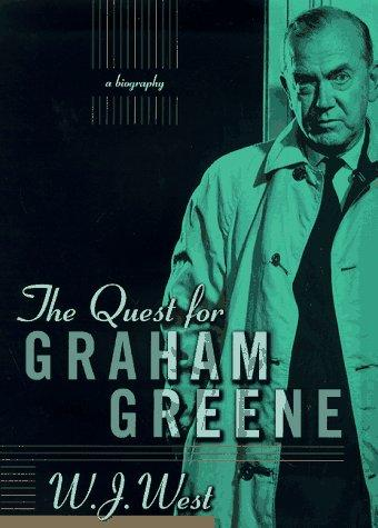 Download The quest for Graham Greene