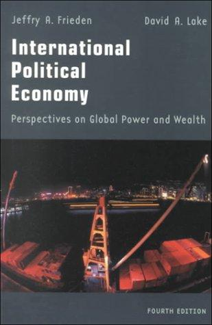 Download International Political Economy