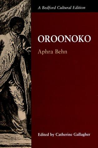Download Oroonoko (Bedford Cultural Edition)