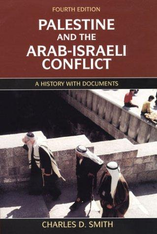 Download Palestine and the Arab-Israeli Conflict