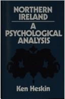 Download Northern Ireland, a psychological analysis