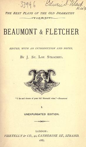 Beaumont & Fletcher
