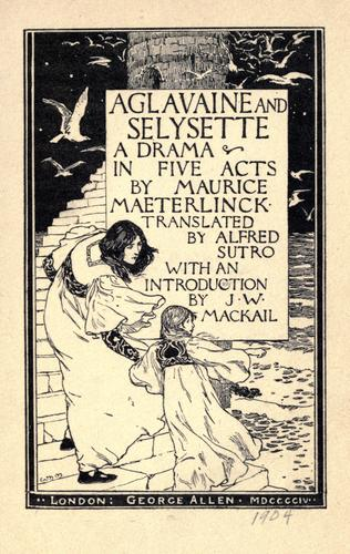 Download Aglavaine and Selysette