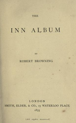 The inn album
