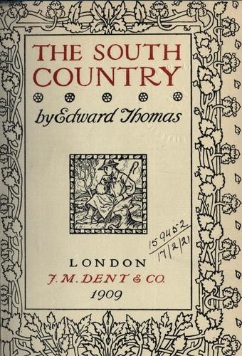 Download The south country.