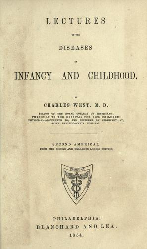 Download Lectures on the diseases of infancy and childhood.