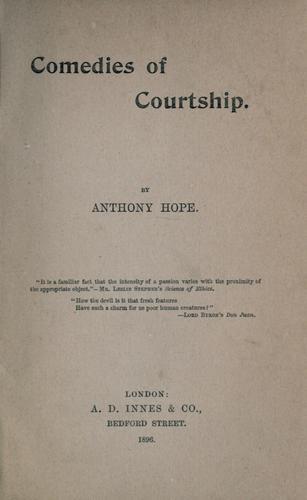 Download Comedies of courtship