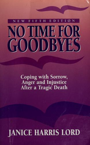 Download No time for goodbyes