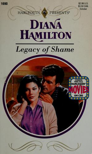 Legacy Of Shame
