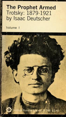 Download The prophet armed: Trotsky, 1879-1921.