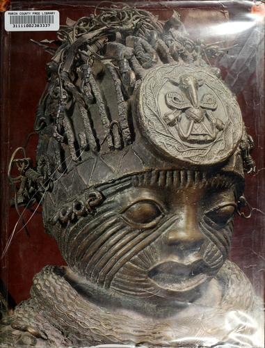 African art: sculpture.