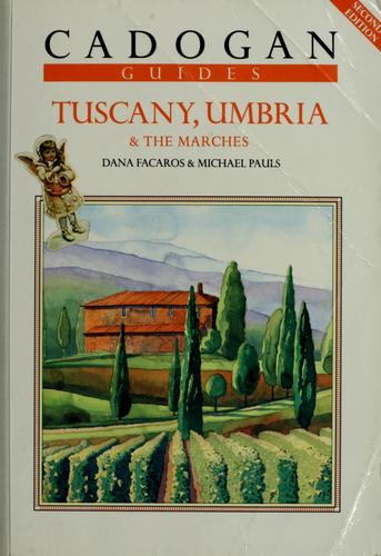 Download Tuscany, Umbria & the Marches